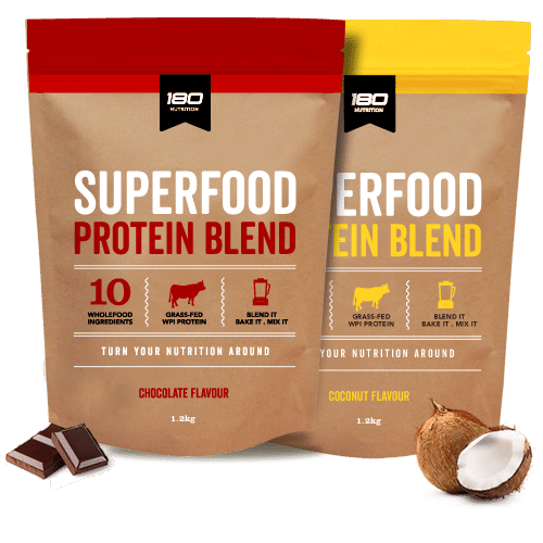 180 Nutrition 1.2kg Superfood Bundle