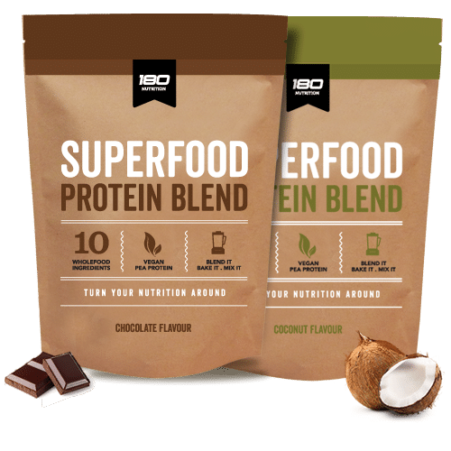 180 Nutrition 1.2kg Vegan Superfood Bundle