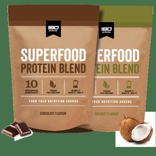 180 Nutrition 1.2kg Vegan Superfood Bundle