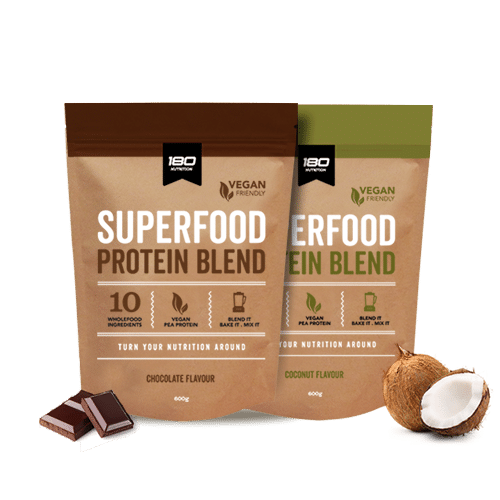 180 Nutrition 600g Superfood Vegan Bundle