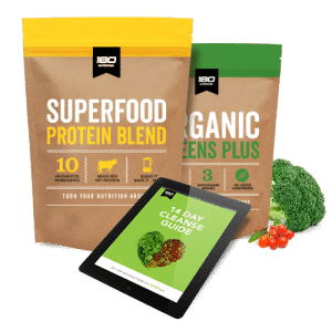180 Nutrition Cleanse Collection
