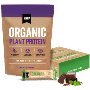 Plant Protein & Vegan Bar Bundle