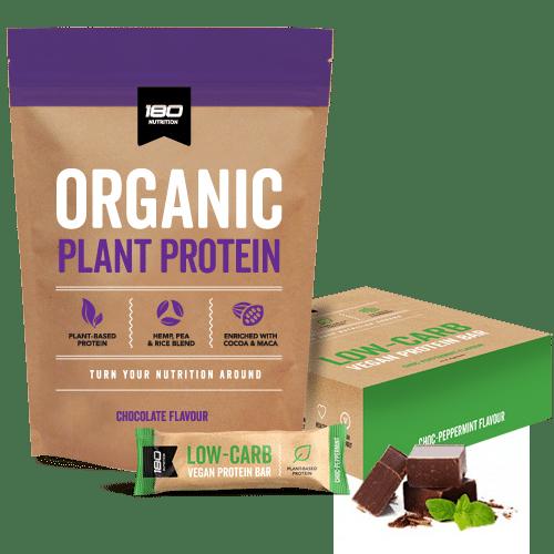 Plant Protein & Vegan Bar Bundle