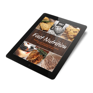 180 Nutrition Recipe Book