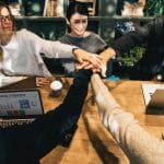 Can coffee help teams work together