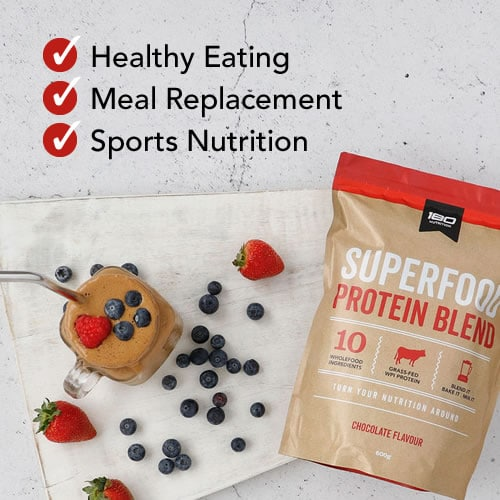 Superfood Protein Blend Benefits