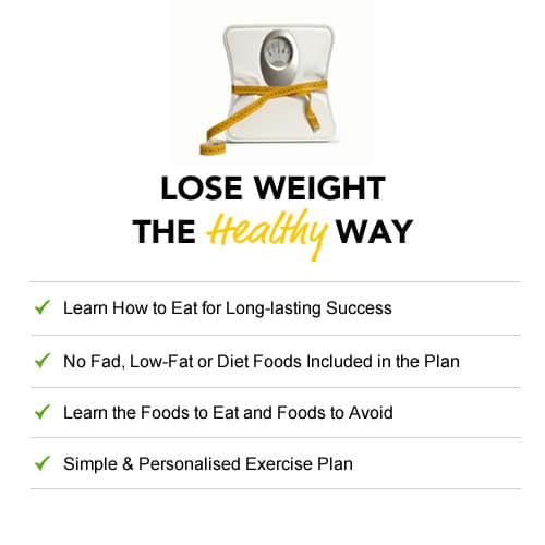weight loss collection benefits