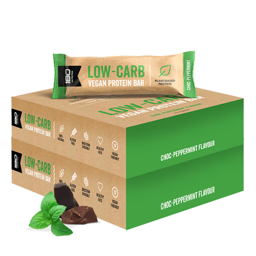 180 Nutrition Low-Carb Vegan Protein Bar Bundle