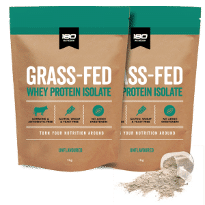 180 Nutrition Grass-Fed WPI Bundle