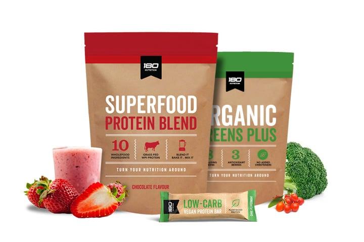 180 nutrition bundles