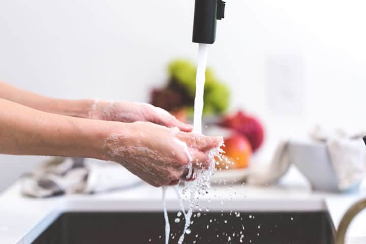 Hand washing For Hygiene