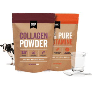 Collagen L-Glutamine Bundle