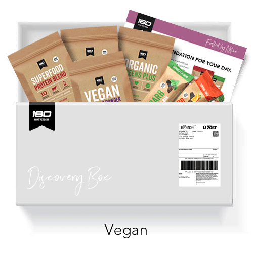 Discovery Box Vegan