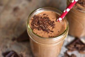 Chocolate Collagen Smoothie